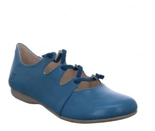 Josef Seibel Fiona 04 Blue Womens Shoes